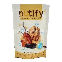 Nutify Campuran Kacang & Buah Kering