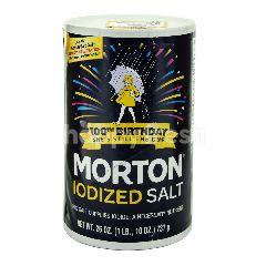 Morton Garam dengan Yodium