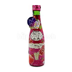 Yomeishu Fruit And Herb Liqueur Pomegranate And Roseship