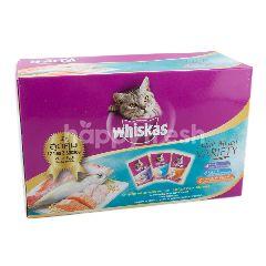วิสกัส สำหรับแมวโต มิกซ์ วาไรตี้