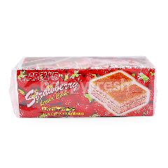 Apollo Strawberry Layer Cake (24 Pieces)