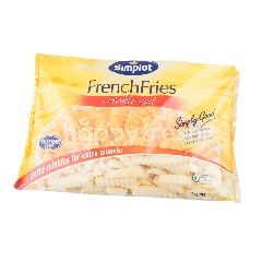 Simplot French Fries Crinkle Cut