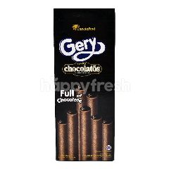 Gery Dark Chocolate Wafer Roll
