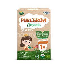 Arla Puregrow Organik Tawar 1+ Perempuan