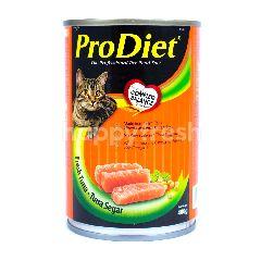 PRODIET Makanan Kucing Dewasa Rasa Tuna Segar
