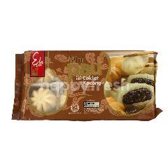 Edo Roti Mini Pau Isi Cokelat Kacang