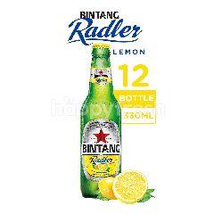Bintang Radler Bir & Lemon (12 x 330ml)
