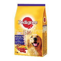 Pedigree Dog Dry Food Adult Lamb & Vegetable Flavour 1.5KG Dog Food