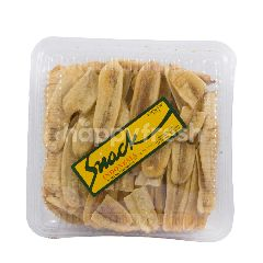 Snack Indonesia Pisang Asin