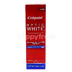 Colgate Optic White Dazzling Mint Toothpaste