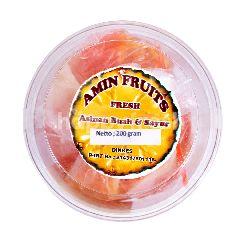 Amin Fruits Manisan Pepaya