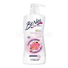 บีไนซ์ ครีมอาบน้ำ แอนตี้ แบคทีเรีย คลีน แอนด์ แคร์ 450 มล.