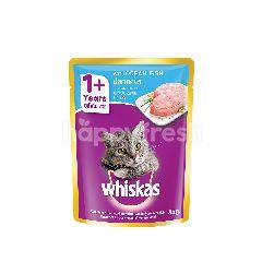 Whiskas Pouch Cat Wet Food Adult Fresh Fish Ocean Fish 85G Cat Food