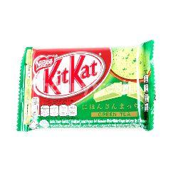KitKat Green Tea Chocolate Wafer