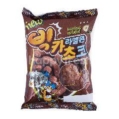 Crown Makanan Ringan Rasa Caramel Coklat&Jagung