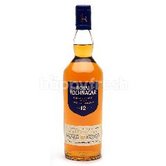Royal Lochnagar Highland Single Malt Scotch Whisky Usia 12 Tahun