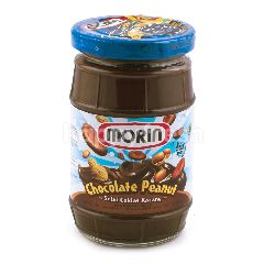 Morin Selai Cokelat Kacang