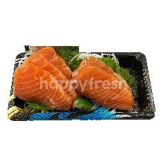 Salmon Sashimi Mori