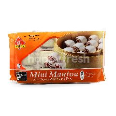 KG Pastry Mini Mantou (Chocolate)