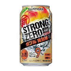 Suntory Strong Zero Plum Alc 9%