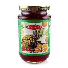 Jammy Mixed Fruit Jam