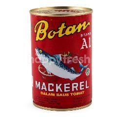 Botan Mackerel dalam Saus Tomat