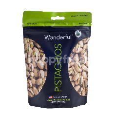 Wonderful California Pistachios Pistachio Panggang Asin Klasik