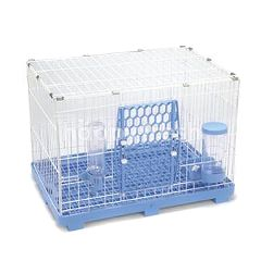 Ace Pet Foldable Cage 2.5Ft With Bottle