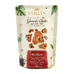 Verlin Granola Bar dengan Biji Chia dan Buah Beri