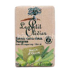 Le Petit Olivier Sabun Savon Extra Doux Minyak Zaitun