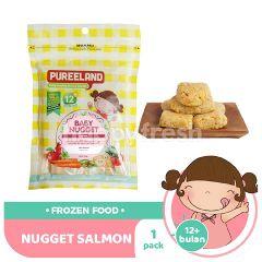 Pureeland Baby Nugget Salmon