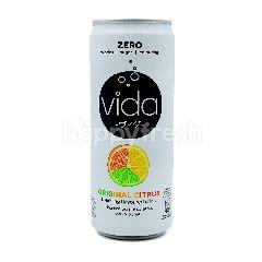 Vida Original Citrus Sparkling Flavoured Drink