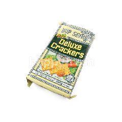 Hup Seng Deluxe Kraker Keju