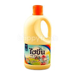 ไฮยีน น้ำยาขจัดคราบ กลิ่นฟลอรัล สำหรับซักผ้าสีและผ้าขาว 1 ลิตร