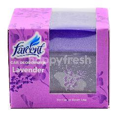 Farcent Car Deodorizer Lavender