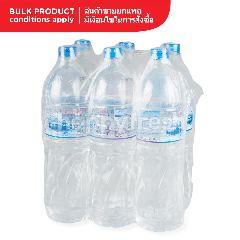 เลอมองท์ น้ำแร่ธรรมชาติ 1.5 ลิตร (แพ็ค 6)