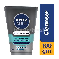 Nivea Men Deep Clean Refreshing Foaming Cleanser