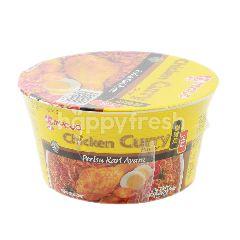 Myojo Chicken Curry Flavor