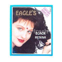 Eagle's Pewarna Rambut Henna Warna Hitam