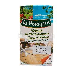 La Potagere Veloute de Champignons Sup Jamur