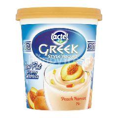 Lactel Peach Harvest Greek Style Yogurt