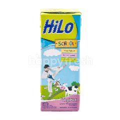HiLo School Minuman Susu Tinggi Kalsium Kurang Lemak Rasa VegiBeri