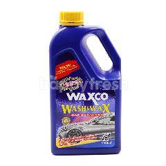 Waxco Wash & Wax Car Shampoo