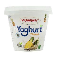 Yummy Yogurt Rasa Nanas