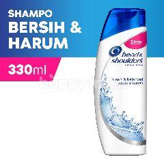 Head & Shoulders Sampo Bersih dan Seimbang