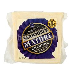 Mclelland Mature White Cheddar Cheese