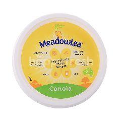 เมโดวลี สเปรดผสมน้ำมันคาโนลาและน้ำมันพืช 250 กรัม