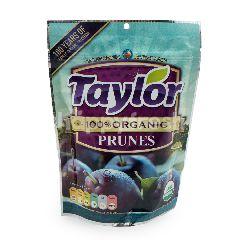 Taylor 100% Prunes Organic