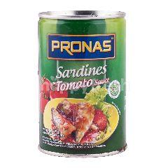 Pronas Sarden dalam Saus Tomat