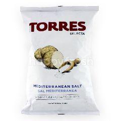 Torres Selecta Premium Potato Chips Mediterranean Salt